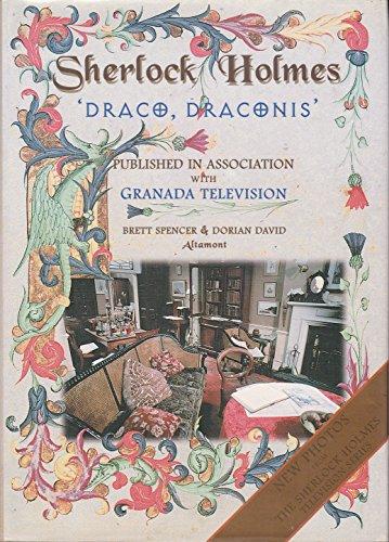 Sherlock Holmes Draco, Draconis: Spencer, Brett and David, Dorian