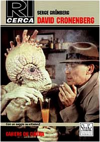 9788886926621: David Cronenberg (Re/search)