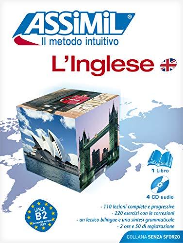 L'inglese. Con 4 CD Audio Bulger, Anthony: Bulger, Anthony and