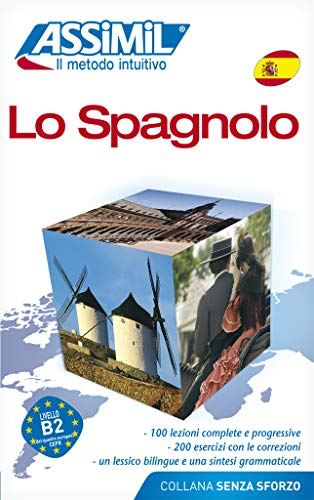 9788886968454: Assimil book Lo Spagnolo ; Spanish for Italian speakers(Italian Edition)