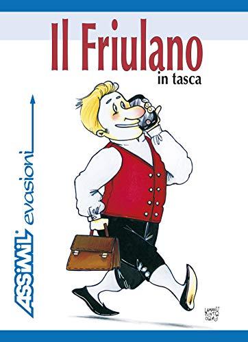 9788886968645: Guide Poche Friulano Tasca