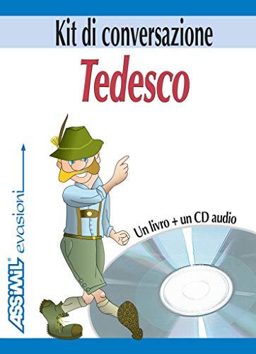 9788886968690: Kit Conv. Tedesco