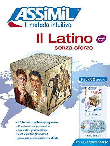 9788886968935: Assimil Multilingual: Il Latino Senza Sforzo CD-Pack (Book + CD) (Italian Edition)