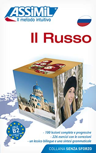 9788886968973: Assimil book Il Russo (Italian Edition)