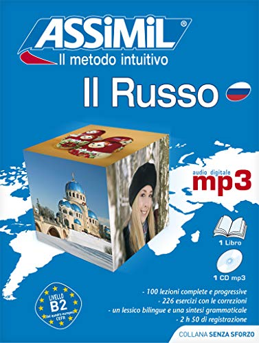 Assimil Pack MP3 Il Russo (Italian Edition) (888696899X) by Assimil Language Courses