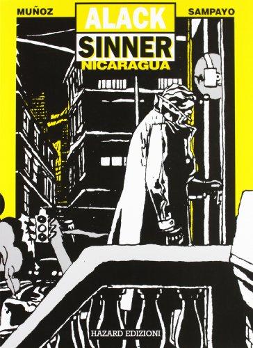 9788886991018: Alack Sinner: Nicaragua (Italian)