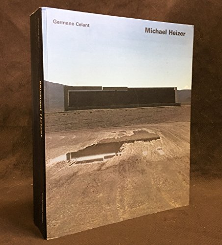 Michael Heizer: Michael Heizer, Germano Celant, Anna Constantini
