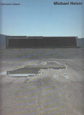 9788887029093: Michael Heizer (Italian Edition)