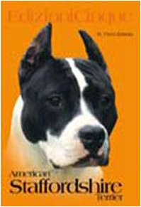 9788887072297: American staffordshire terrier