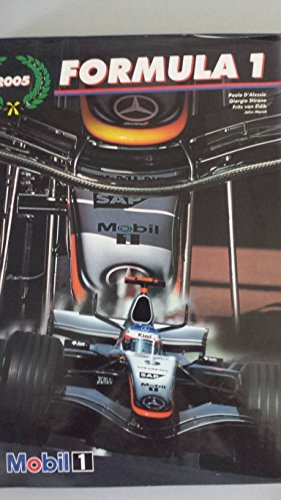 F1: 2005 [Dust jacket title: Formula 1 - 2005] [SKF Racing Edition]: D'Alessio, Paolo et al.