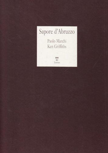 Sapore d'Abruzzo.: Marchi,Paolo (a cura di).