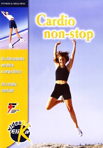 9788887162790: Cardio non-stop. Un allenamento aerobico a corpo libero. Ediz. italiana e inglese