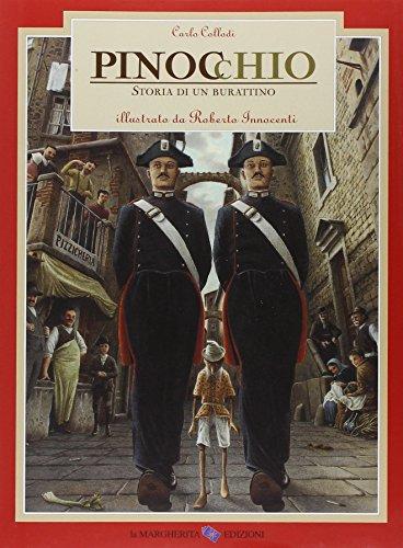 9788887169706: Pinocchio. Storia di un burattino