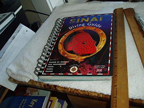 9788887177657: Sinai Diving Guide: Volume 1: Sharm El-Sheikh, Ras Mohammed, Tiran, Gubal, Dahab