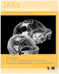 9788887242676: Catalogue of Italian Fossil Human Remains From the Palaeolithic to the Mesolithic. Supplement to the Volume 84.