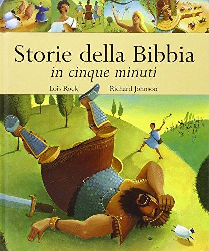 9788887324655: Storie della Bibbia in cinque minuti