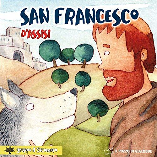 9788887324778: San Francesco d'Assisi