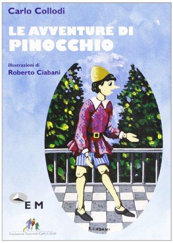 Le avventure di Pinocchio.: Carlo Collodi.