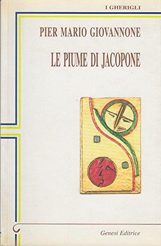 9788887492477: Le piume di Jacopone
