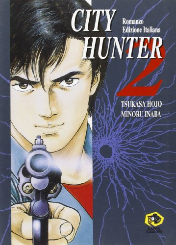9788887497328: City Hunter: 2 (Mangazine)