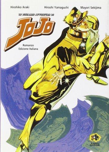 9788887497526: Le bizzarre avventure di Jojo