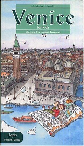 9788887546682: Venice for kids (I bambini alla scoperta di)
