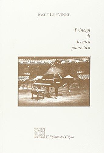 9788887571004: Principî di tecnica pianistica
