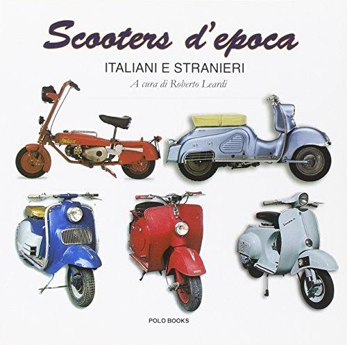 Scooters d'epoca italiani e stranieri: Leardi, Roberto