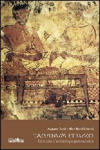 9788887594461: Tacuinum etrusco. Itinerario d'archeologia gastronomica