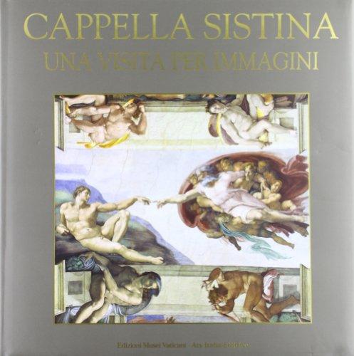 Cappella Sistina. Una visita per immagini: Sonia Gallico