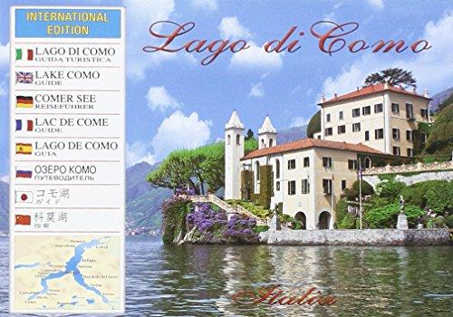 Il Lago di Como. Guida International.: Sampietro, Attilio