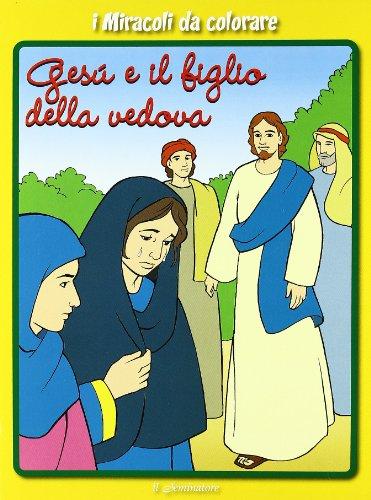 I miracoli da colorare. Gesù e il: Pizzardi, Remo