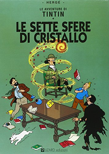 9788887715149: Le avventure di Tintin. Le sette sfere di cristallo