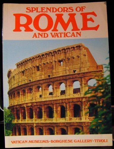 Splendors of Rome and Vatican: POLIDORI, TULLIO