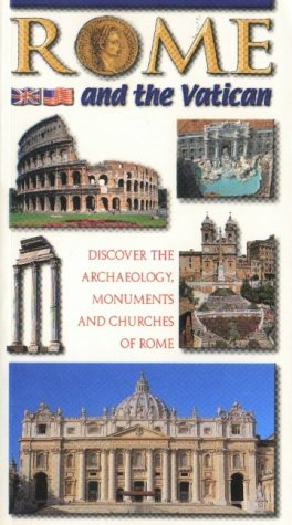 9788887894233: Rome and the Vatican. Discover the archaeology and monuments of Rome
