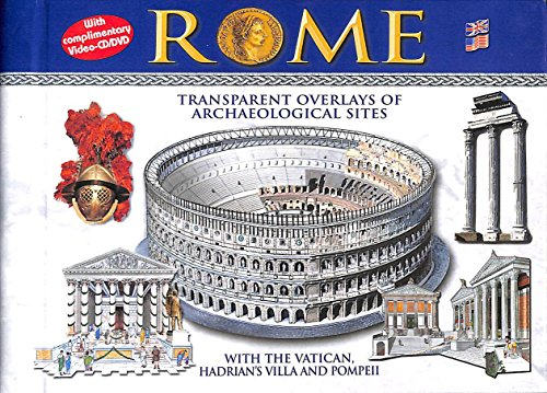 Rome: Transparent Overlays of Archaeological Sites with