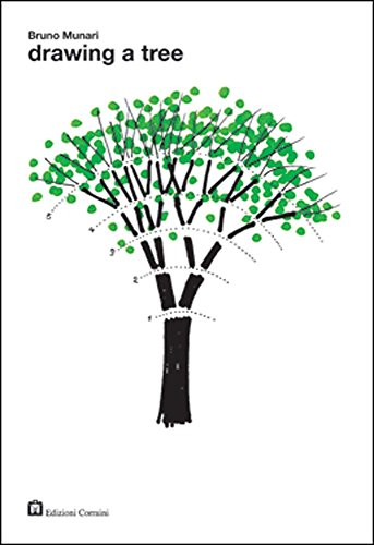 9788887942767: Bruno Munari: Drawing a Tree (About the Workshop Series)
