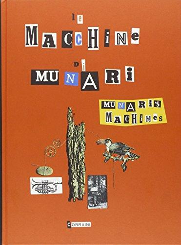 9788887942828: Munari's machines (Opera Munari)