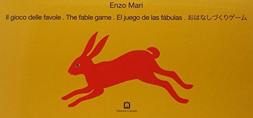 9788887942965: Il gioco delle favole. Ediz. italiana, inglese, tedesca, spagnola e giapponese (Design & designers)