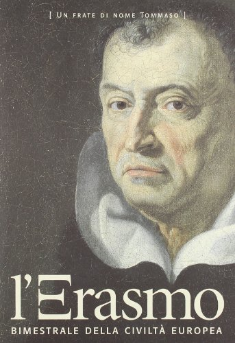 L'Erasmo. Bimestrale della civiltà europea: 1 aa.vv.
