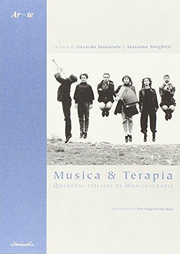 9788887947199: Musica & terapia. Quaderni italiani di musicoterapia