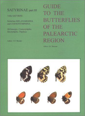 9788887989038: Guide to the Butterflies of the Palearctic Region