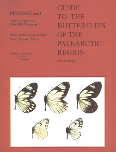 9788887989052: Guide to the Butterflies of the Palearctic Region