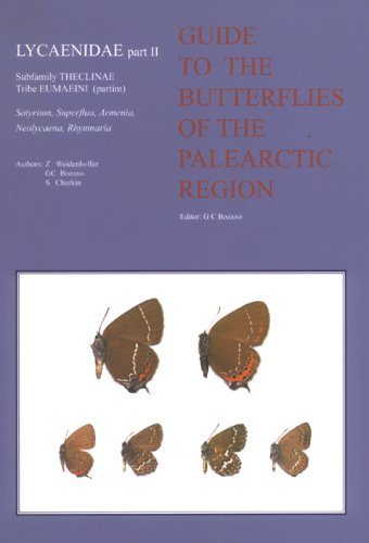 9788887989069: Guide to the Butterflies of the Palearctic Region