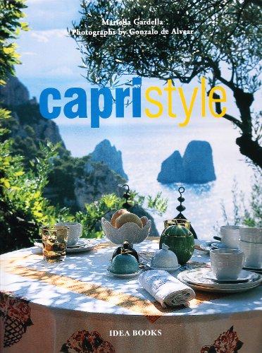 9788888033471: Capri style. Ediz. inglese