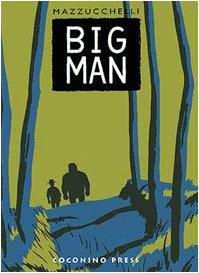 9788888063041: Big man (Maschera nera)