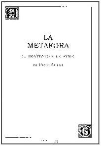 9788888097015: La Metafora. Il trattato e le rime (Archivio barocco)