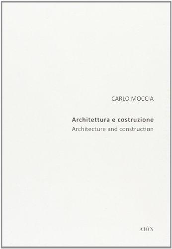 9788888149998: Architettura e costruzione