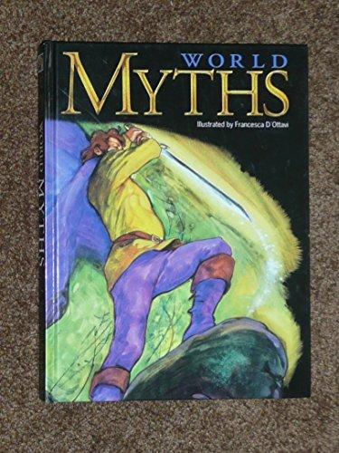 World Myths [Large Print] [Hardcover] by Francesca D'Ottavi; Hazel Mary Marte.: Hazel Mary ...