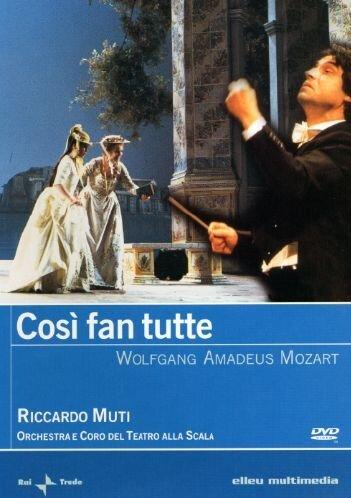9788888169521: Cosi' Fan Tutte [Italia] [DVD]
